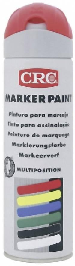 Image of CRC 10155 MARKER PAINT - Markierungsfarbe temporär Leucht-Rot 500 ml