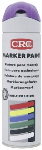 CRC 10167 MARKER PAINT - Markierungsfarbe temporär Leucht-Violett 500 ml
