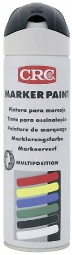 CRC 10164 MARKER PAINT - Markierungsfarbe temporär Schwarz 500 ml