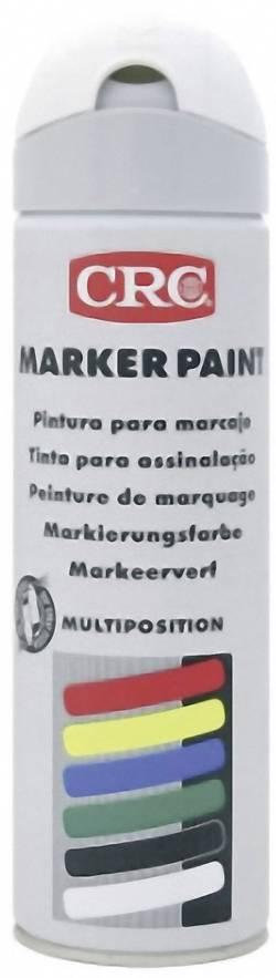 Image of CRC 10162 MARKER PAINT - Markierungsfarbe temporär Weiß 500 ml