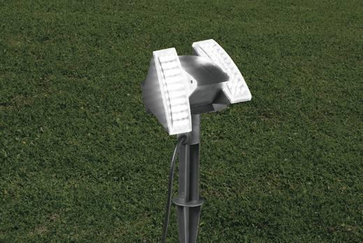 LightVision LED Steckspot mit integriertem Leuchtmittel 2x30 LED schwenkbar nicht auswechselbar 5m Gd 2x1/LV
