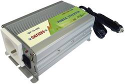Convertisseur 12 V DC - 230 V AC 150 W Global Power GPC-12-0150