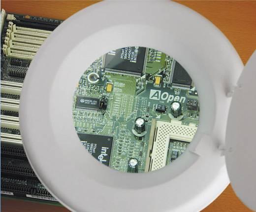 Velleman VTLAMP2WN Vergrößerungsfaktor: 2,25x (5 Dioptrien) Lupen-Durchmesser: 120 mm Arbeits-Radius: 105 cm
