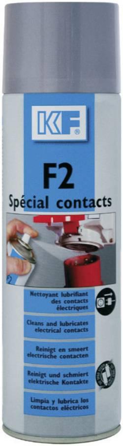 Aérosol 500 ml KF F2 Spécial contacts (1001)
