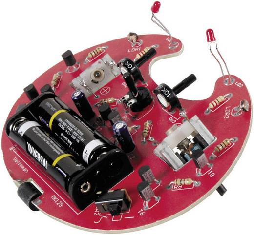 Velleman Roboter Bausatz MK129 Ausführung (Bausatz/Baustein): Bausatz