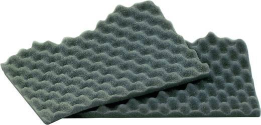 Schaumstoffeinlage 2teilig VISO 2SE0215 (L x B x H) 235 x 160 x 20 mm