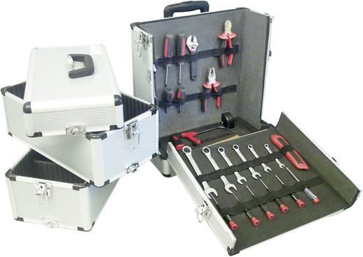 Universal Werkzeugkoffer unbestückt 3teilig VISO SGC 8394 (L x B x H) 410 x 220 x 780 mm