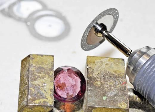 Diamant-Trennscheiben ultra fein (6X) 072672 Durchmesser 19 mm 6 St.
