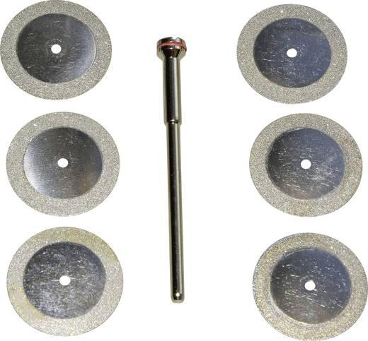 Diamant-Trennscheiben ultra fein (6X) RONA 072672 Durchmesser 19 mm 6 St.