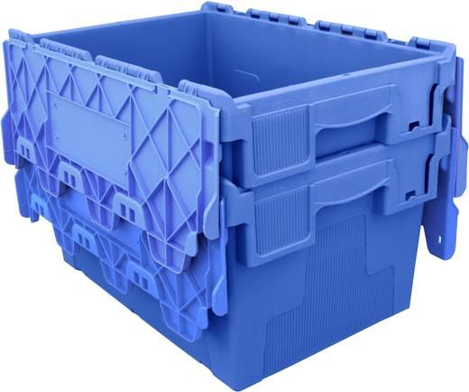 VISO Behälter Blau (L x B x H) 600 x 400 x 305 mm