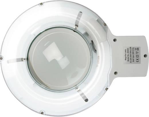 Velleman VTLAMP2WN8 Vergrößerungsfaktor: 3x (8 Dioptrien) Lupen-Durchmesser: 120 mm Arbeits-Radius: 105 cm