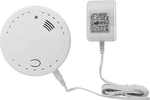 Smartwares RM400 Gasmelder Set netzbetrieben detektiert Butan, Methan, Propan
