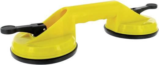 Doppel-Saugnapf Farbe: Gelb Tragkraft: 60 kg