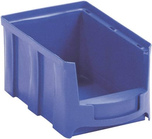 Lagersichtbox (L x B x H) 163 x 100 x 82 mm Blau VISO STAR2B STAR2B 1 St.