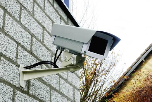 Kamera-Attrappe mit blinkender LED Smartwares CS66D SW