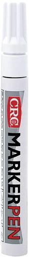 CRC 20395-AA Markerpen Weiß 10 ml
