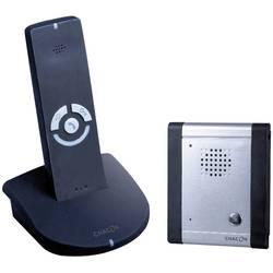 portier audio sans fil chacon 34815. Black Bedroom Furniture Sets. Home Design Ideas