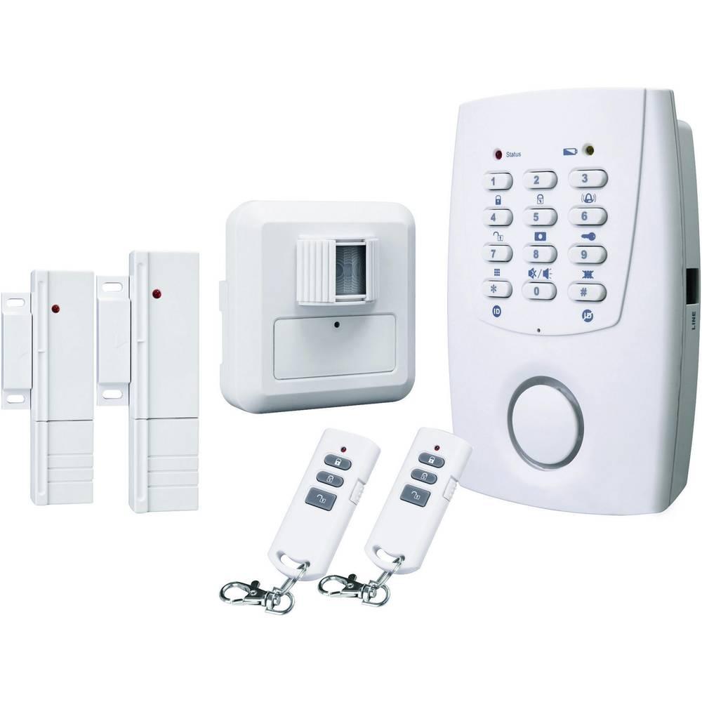 syst me d 39 alarme sans fil elro ha32s 1 pc s sur le site internet conrad 083619. Black Bedroom Furniture Sets. Home Design Ideas