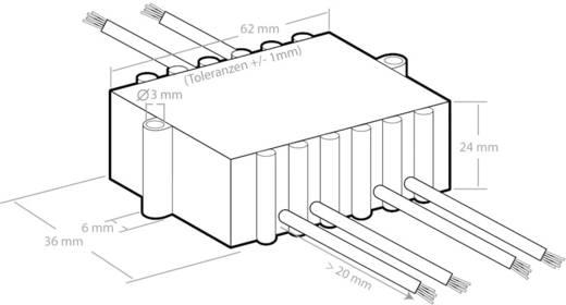 Leistungsregler Baustein Kemo M012 110 V/AC, 230 V/AC 3 A