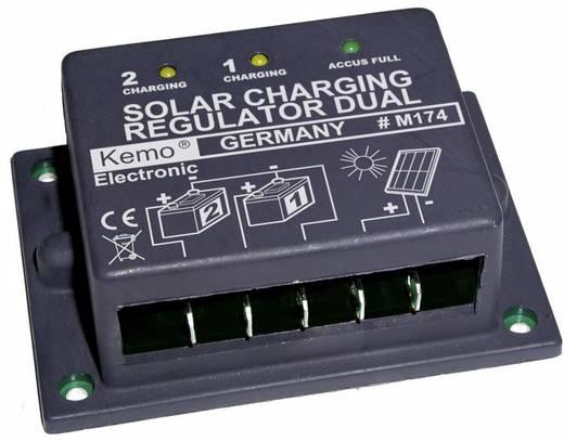 Solar-Laderegler 12 V 16 A Kemo M174