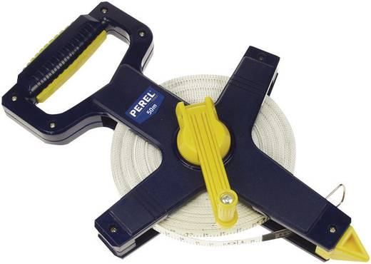 Maßband 50 m Perel HFMT50 HFMT50