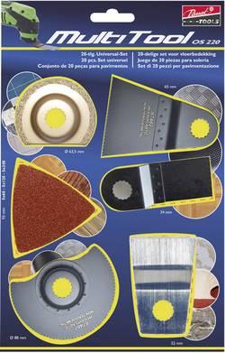 Set universel 20 accessoires Passat MULTITOOL01S2 pour outil multifonctions Passat MultiTool