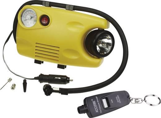 Kompressor 2100+AAC01 mit Arbeitslampe, Automatische Abschaltung