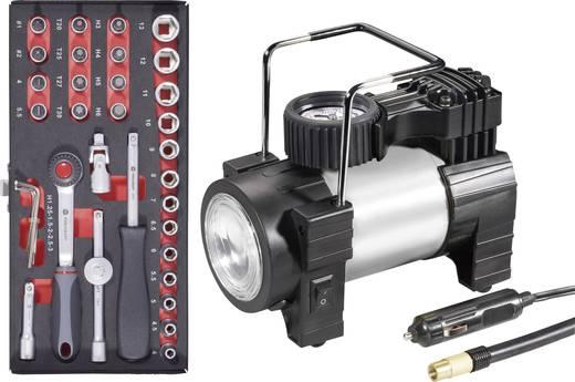 TH09002+03:12:012 Kompressor mit Arbeitslampe