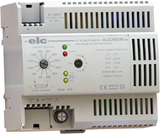 ELC ALE2902M Tischnetzteil, einstellbar