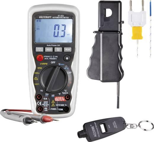 AT-400 Kalibriert nach: Werksstandard (ohne Zertifikat)