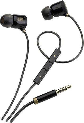 Altec Lansing Muzx Extra Ohrhörer schwarz