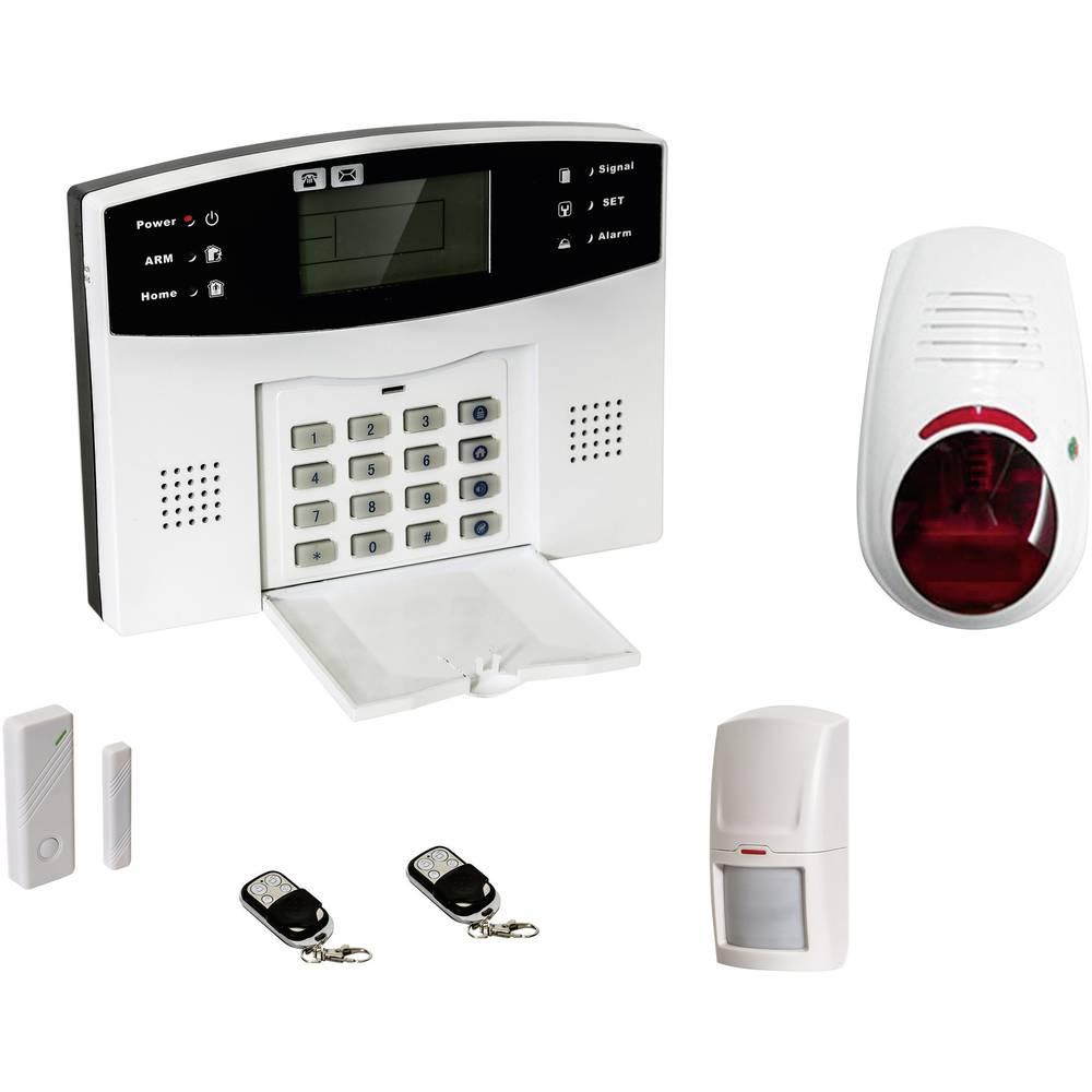 pack alarme sans fil accessoires evolu7 gsm 1 pc s. Black Bedroom Furniture Sets. Home Design Ideas