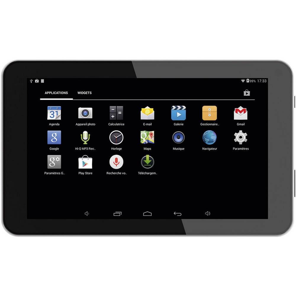 tablette android 7 pouces inovalley mid106d 4 go noir. Black Bedroom Furniture Sets. Home Design Ideas