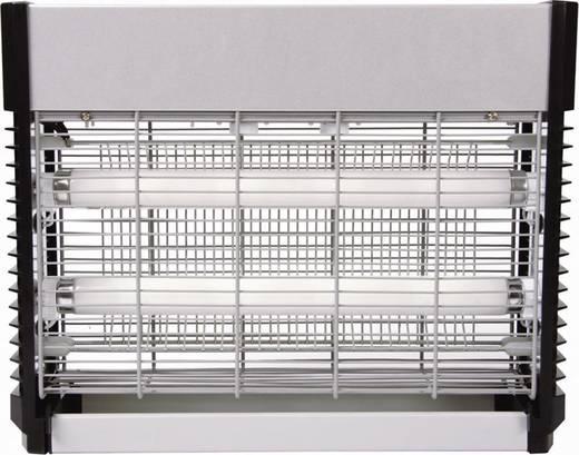 Perel GIK07N UV-Insektenfänger 12 W (L x B x H) 272 x 86 x 272 mm Geschütz-Grau 1 St.