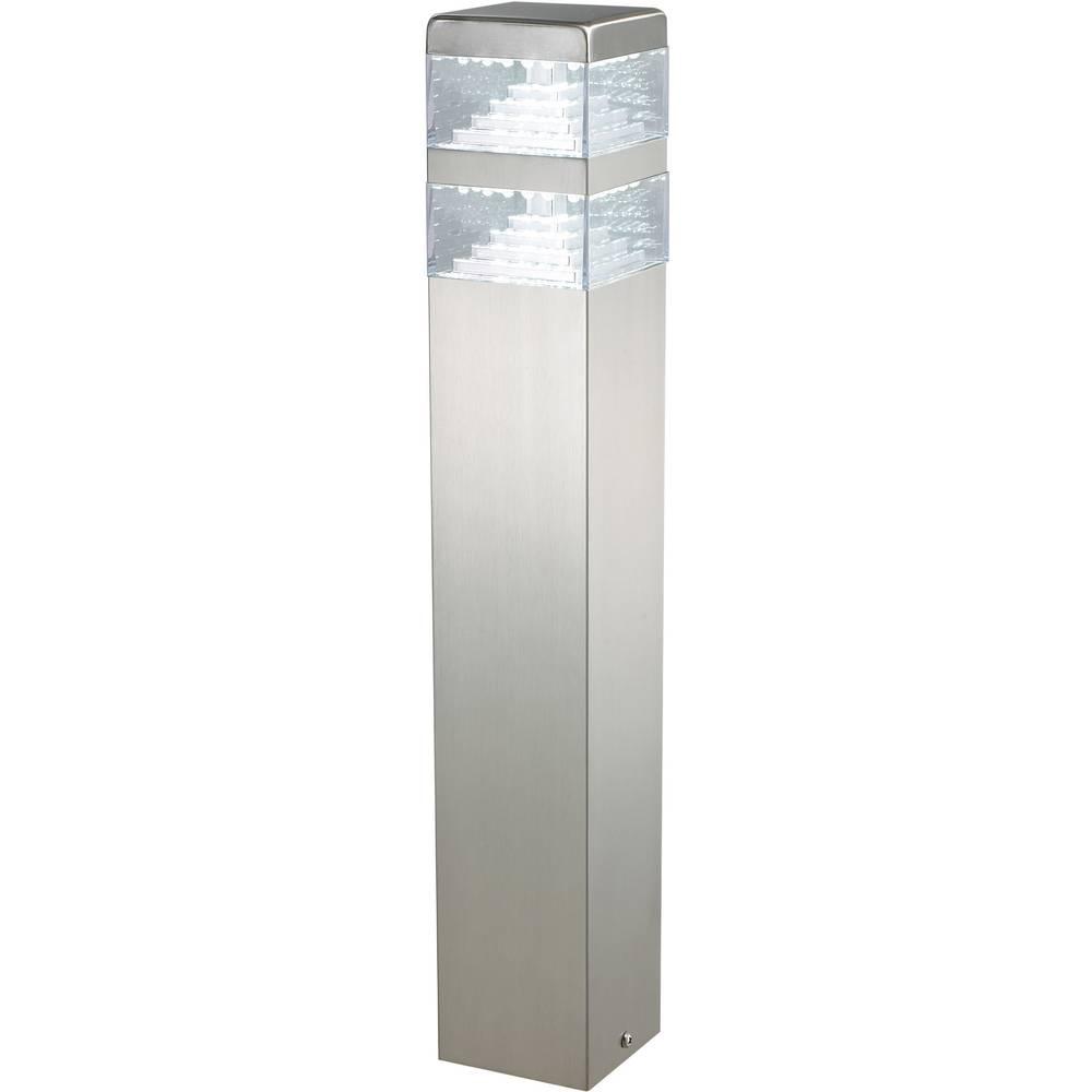 lampadaire led ext rieur lumihome dec pl60 et 5 w m tal 60. Black Bedroom Furniture Sets. Home Design Ideas