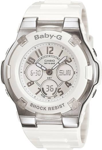 Armbanduhr analog Casio BGA-110-7BER Stahl