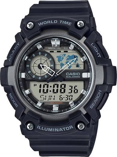 Armbanduhr analog, digital Casio AEQ-200W-1AVEF Black