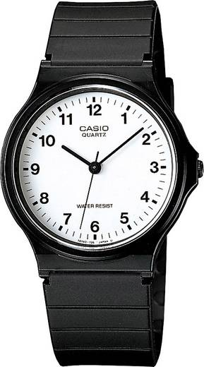 Armbanduhr analog Casio MQ-24-7BLLGF Black