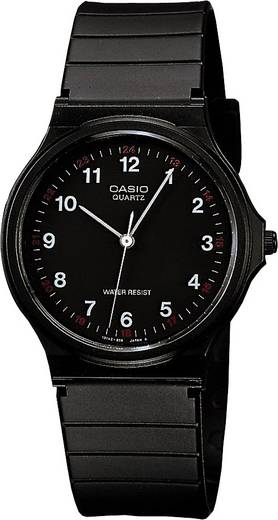 Armbanduhr analog Casio MQ-24-1BLLGF Black