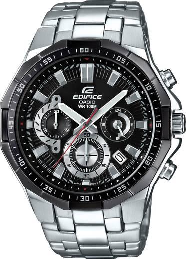 Armbanduhr analog Casio EFR-554D-1AVUEF Schwarz