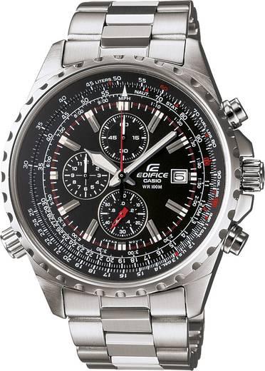 Armbanduhr analog Casio EF-527D-1AVEF Stahl
