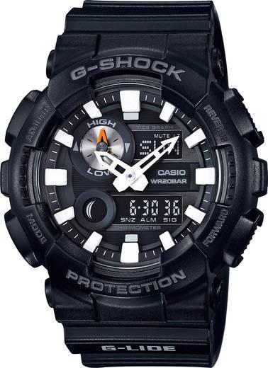 Armbanduhr analog, digital Casio GAX-100B-1AER Schwarz