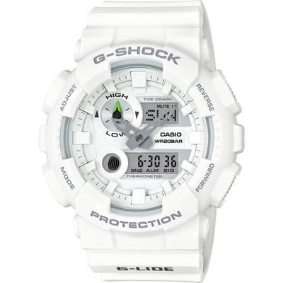 Armbanduhr analog, digital Casio GAX-100A-7AER Luxweiß Preisvergleich