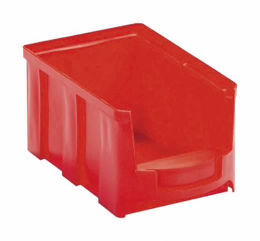 VISO LF-Kasten STAR2R Rot Volumen: 1 l 163 mm x 100 mm x 82 mm