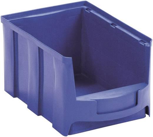 Lagersichtbox (L x B x H) 233 x 154 x 125 mm Blau VISO STAR3B STAR3B 1 St.