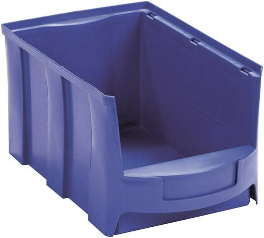 Lagersichtbox (L x B x H) 332 x 211 x 174 mm Blau VISO STAR4B STAR4B 1 St.