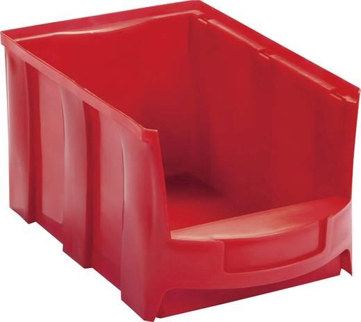VISO LF-Kasten STAR4R Rot Volumen: 10 l 332 mm x 211 mm x 174 mm x 332 mm