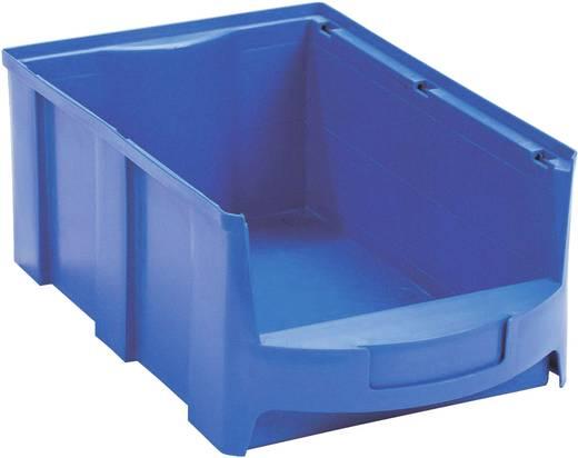 Lagersichtbox (L x B x H) 419 x 260 x 165 mm Blau VISO STAR4LB STAR4LB 1 St.