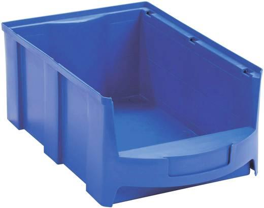 Lagersichtbox (L x B x H) 502 x 319 x 199 mm Blau VISO STAR5B STAR5B 1 St.