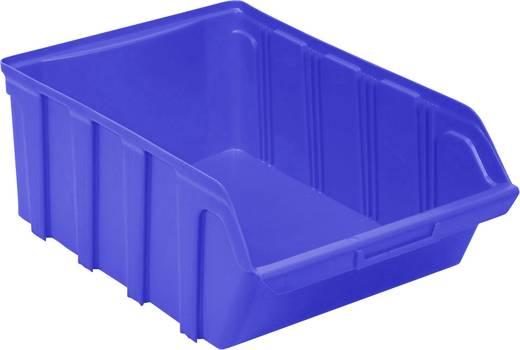 Lagersichtbox (L x B x H) 460 x 305 x 175 mm Blau VISO TEKNI5B/4 TEKNI5B/4 1 St.